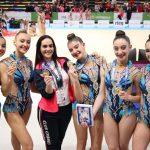 Tres oriolanas ganan el oro en Nacional Base de Gimnasia