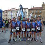 Gran papel del Tragamillas en el Campeonato de España de Duatlón