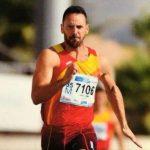 Jorge Sánchez asalta el Mundial Máster en Pista Cubierta