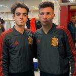 Menargues y Gelardo repiten victoria con España