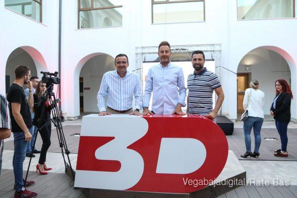 Presentación 3D Vega Baja