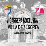 VI Carrera Nocturna Villa de Algorfa