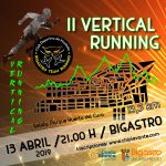 II Vertical running Bigastro: 13 de abril