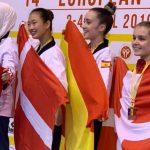 Raquel Guillén se lleva el bronce en el Europeo de Taekwondo